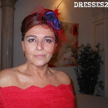 El Vestido de Testiga | The Witness Dress