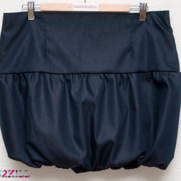 Las faldas de F.