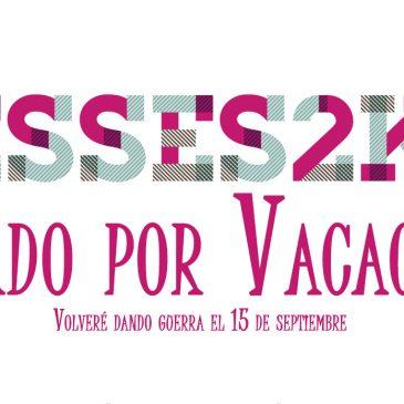 Vacaciones! | Vacation!