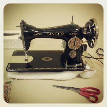 Cursos: Aprende a coser a máquina y Corte y confección