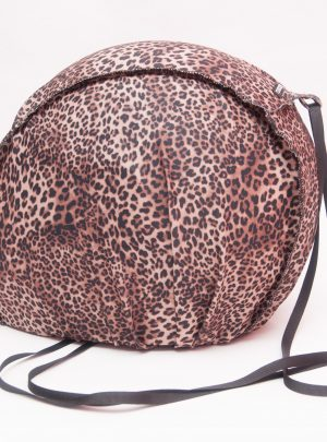 Funda Casco Leopardo