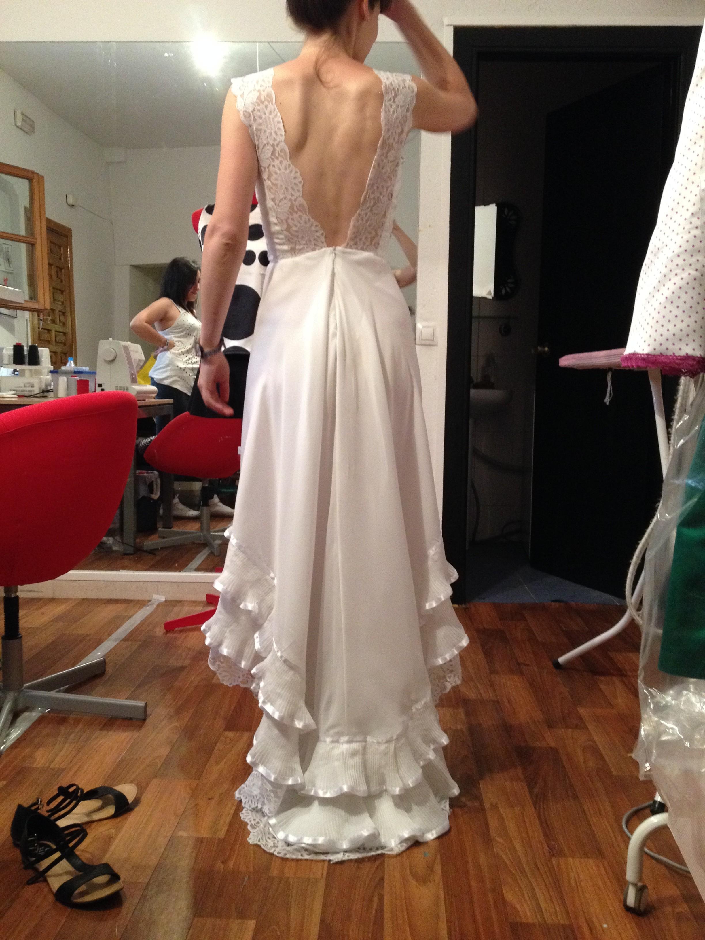 Bajo vestido sin nada en tienda de ropa - 1 part 8