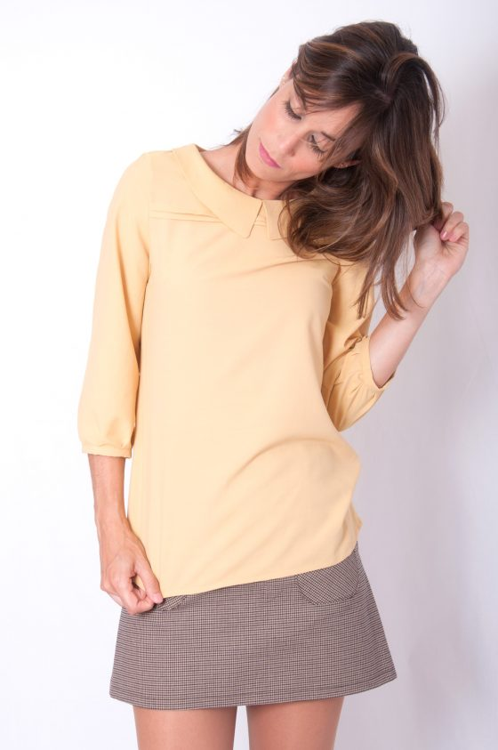 Blusa y falda Yellowstone