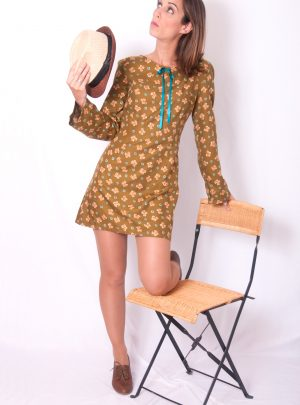 Vestido Saguaro
