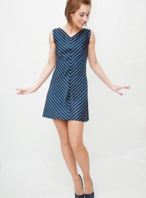 Vestido rayas V Summertime Blues