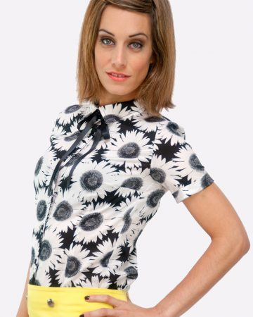 Camisa Sunflower