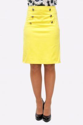 Falda Sunflower