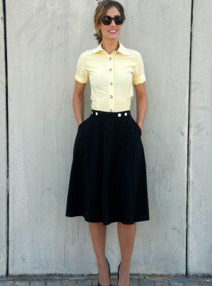 Conjunto falda y camisa Fairlady