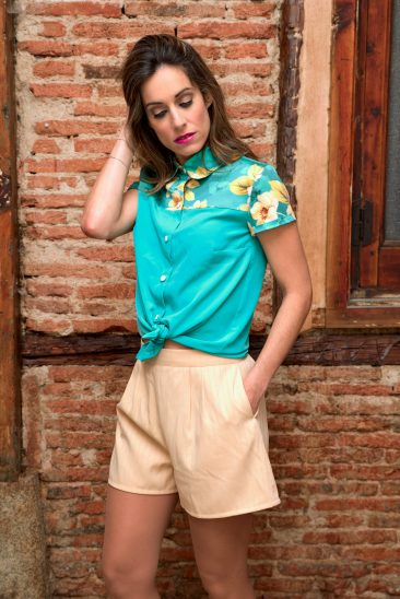 Camisa Limbo & Short Banana Split