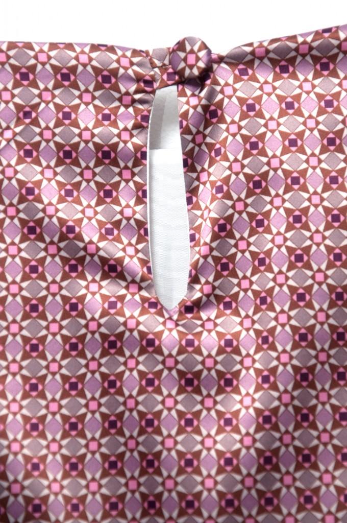 Vestido-boda-corto-manga-3-4-detalle