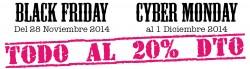 Descuentos Black Friday Cyber Monday 2014