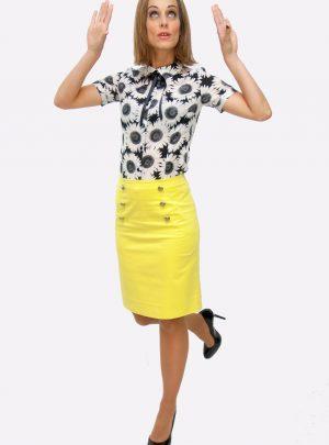 Falda amarilla Sunflower