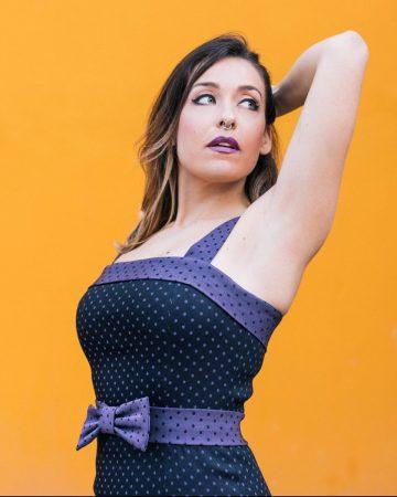 Vestido tubo Miss Lilly