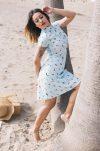 Camisa y falda estampado playero Surf Waves - Dresses2Kill SS18