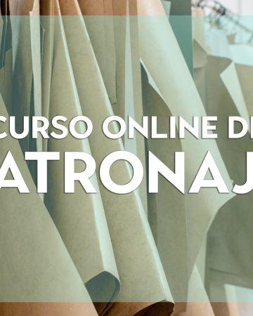 Curso online patronaje